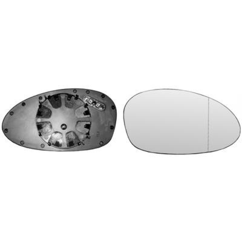 Miroir retroviseur droit bmw s rie 1 e87 2004 2009 glace for Miroir retroviseur