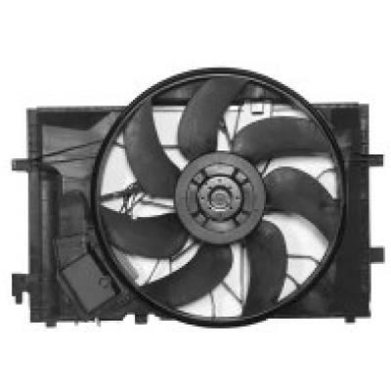 helice ventilateur mercedes w203 ventilateur lectrique radiateur mercedes classe c w203 440w. Black Bedroom Furniture Sets. Home Design Ideas