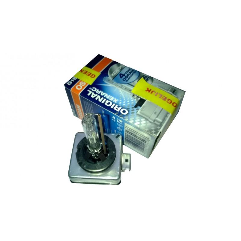 ampoule xenon osram d1s 35w phare auto amp xenon. Black Bedroom Furniture Sets. Home Design Ideas
